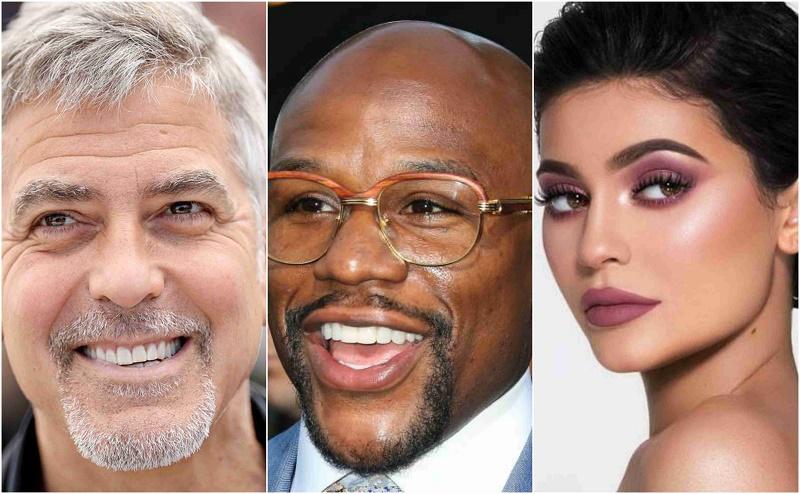 El boxeador estadounidense Floyd Mayweather fue la celebridad mejor pagada del mundo según una lista publicada por la revista especializada Forbes, que además coloca al actor George Clooney en el segundo lugar, gracias a que recibió el salario anual más alto de su carrera.