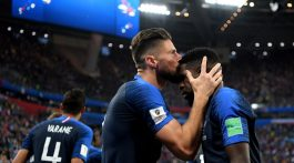 Francia se cita con la historia al derrotar 1-0 a Bélgica