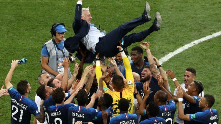 Francia impuso su jerarquía ante una incansable Croacia para titularse en el Mundial de Rusia 2018