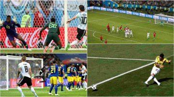 Fanáticos ya pueden votar por el Gol del Mundial de Rusia 2018