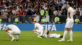 FIFA multó a la selección de Inglaterra por culpa de los hinchas