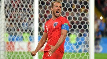Inglaterra derrotó a Colombia en penales y avanzó a cuartos