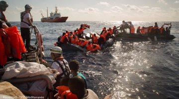 Unión Europea pagará a los países que reciban inmigrantes