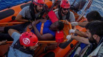 Unos 1,500 inmigrantes han muerto en el Mediterráneo