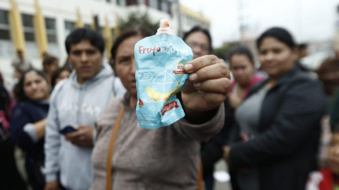 Más de 600 niños intoxicados por desayuno repartido en escuelas