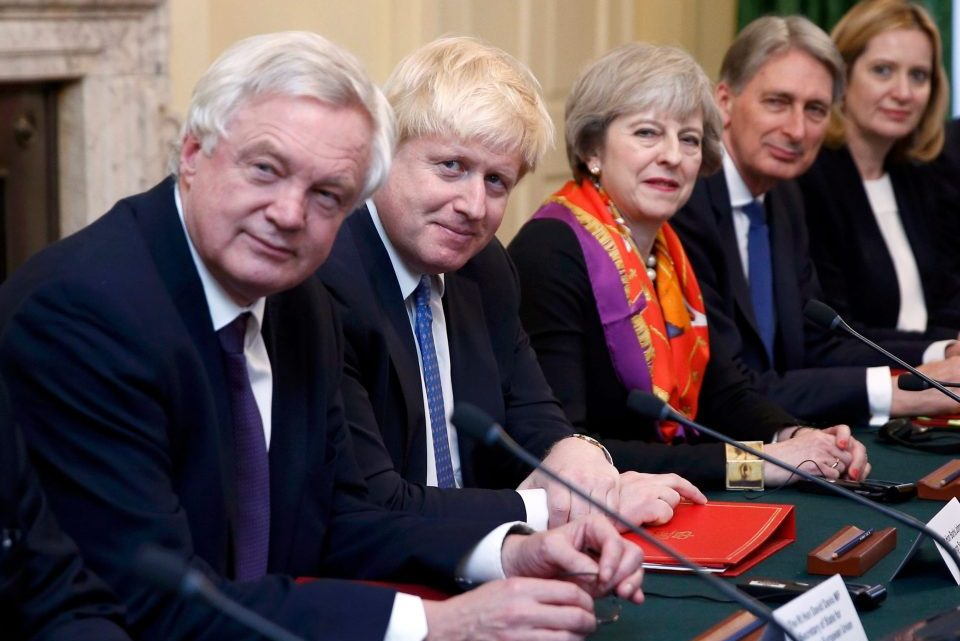 Boris Johnson: Reino Unido será colonia de la UE tras el Brexit