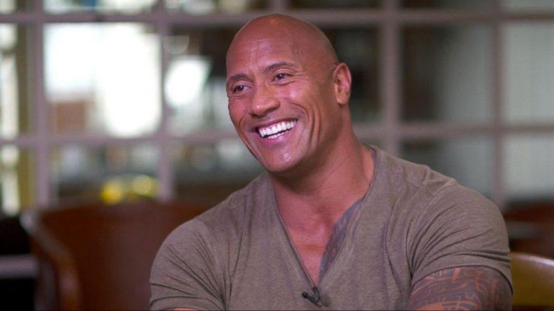 La Roca es el actor mejor pagado de la historia según Forbes