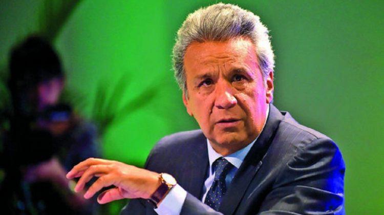 Presidente de Ecuador Lenín Moreno visitará Londres y Madrid