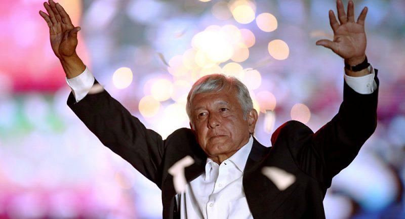 López Obrador consigue histórica victoria en México