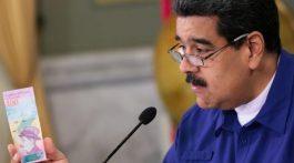 Nicolás Maduro anuncia que eliminarán cinco ceros a la moneda local