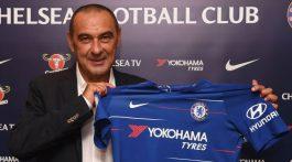 Chelsea oficializó la llegada de Mauricio Sarri al banquillo