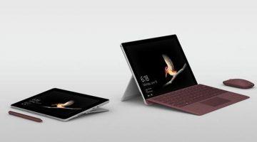Surface Go: la apuesta de Microsoft para darle pelea al iPad