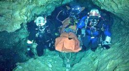 Sube a ocho los niños rescatados de la cueva de Tailandia