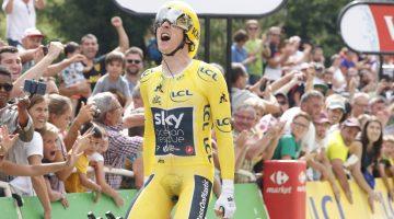 Británico Geraint Thomas ganó por primer vez el Tour de Francia