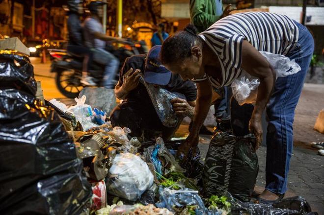 Denuncian a Venezuela por robar fondos para asistencia alimentaria