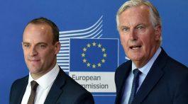 UE estima que el acuerdo del Brexit no estará para octubre