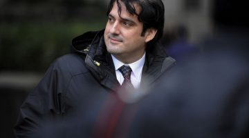 Detienen en Ecuador a Paul Ceglia supuesto copropietario de Facebook