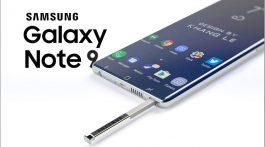 Samsung apunta a los gamers con su nuevo Galaxy Note 9