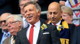 Estadounidense Stan Kroenke finalmente se adueñó del Arsenal