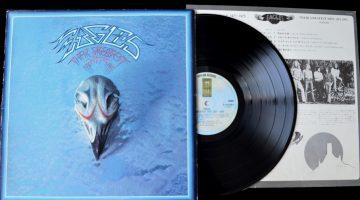 The Eagles destronó a Thriller de Michael Jackson como disco más ventas