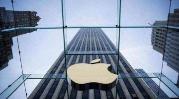 Apple alcanza cifra récord de un billón de dólares en la bolsa