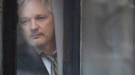 Assange podría comparecer ante el Senado de EE.UU.