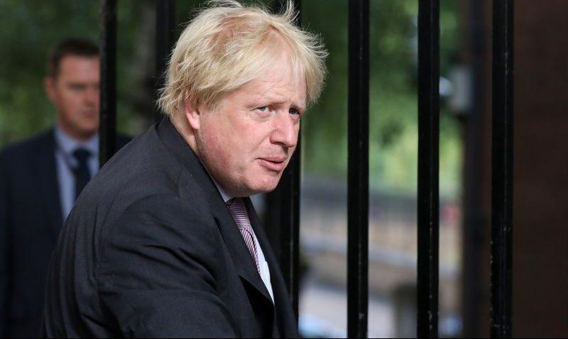 Theresa May criticó a Boris Johnson por comentario islamófobo