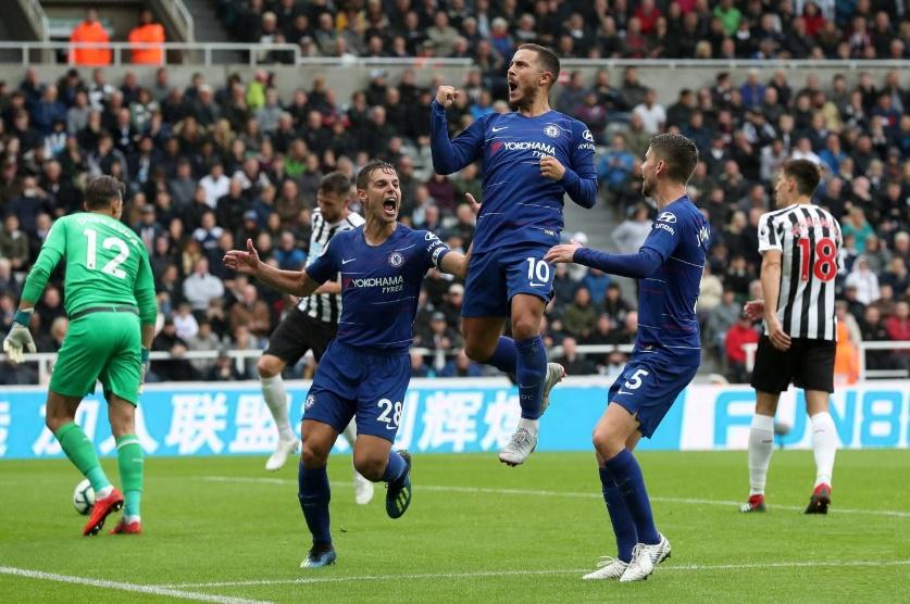 Liverpool, Chelsea y Watford asaltan la punta de la Premier League