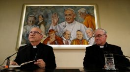 Fiscalía chilena exige al Vaticano expedientes de casos de abuso sexual