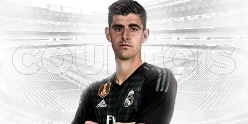 Real Madrid consiguió a Courtois y Chelsea pagó cifra récord por Kepa