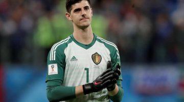 Courtois le hace el desplante al Chelsea para irse al Real Madrid