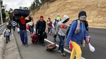 ONU: éxodo de venezolanos se acerca a la crisis en el Mar Mediterráneo