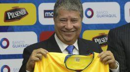 """El """"Bolillo"""" Gómez será nuevo DT de la selección de Ecuador"""