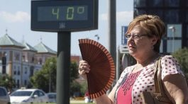 Asciende a seis los fallecidos en España por la ola de calor