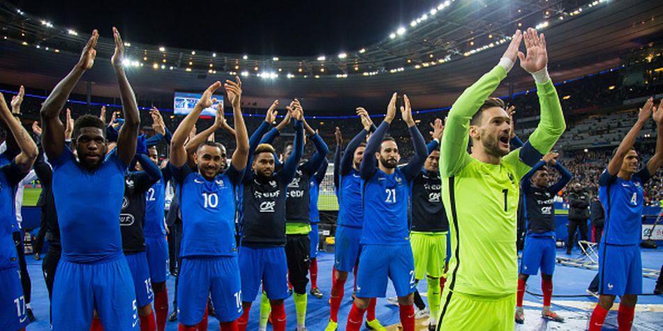 Argentina y Alemania abandonan el Top10 de la FIFA que lidera Francia