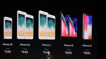 Los iPhone 2018 ya tienen fecha de presentación y venta
