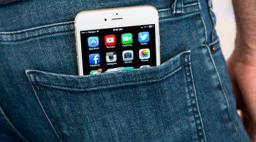 Apple niega que sus iPhones espíen a los usuarios