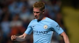 Manchester City pierde a Kevin de Bruyne por tres meses
