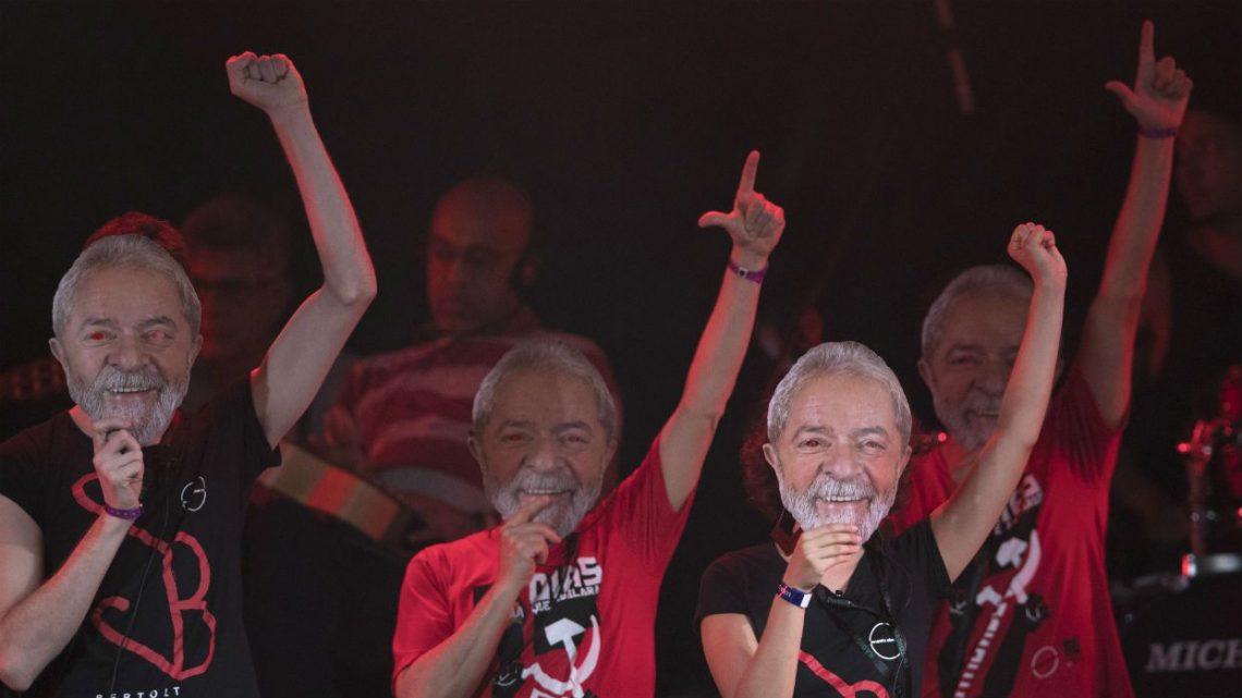 Lula presenta desde la cárcel su candidatura a la presidencia de Brasil