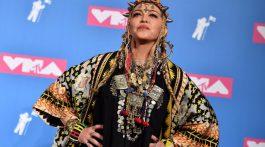"""Madonna se defendió de críticas a su """"homenaje"""" a Aretha Franklin en los MTV Awards"""