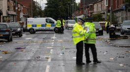 Policía investiga tiroteo en Manchester como intento de asesinato