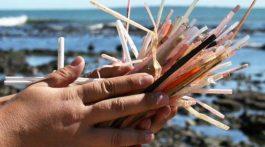 Ciudad de México se une a la prohibición de pitillos de plástico