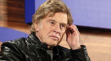 El ganador del Oscar Robert Redford se retirará de la actuación