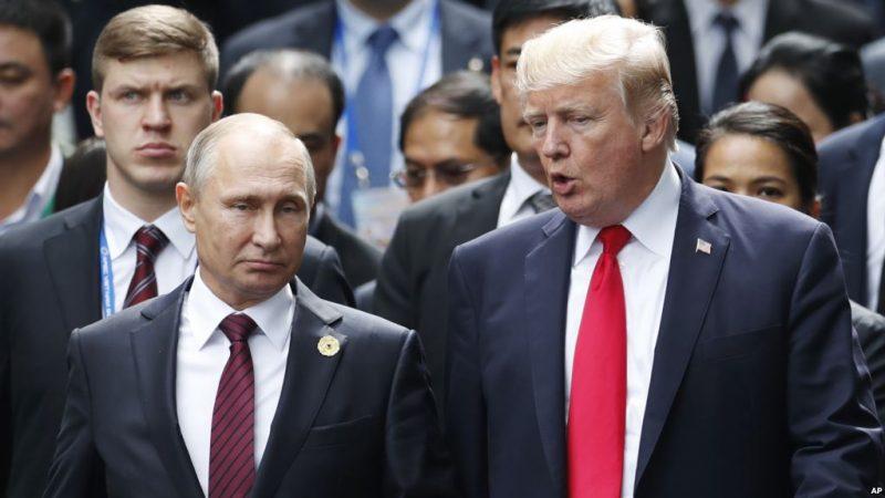Sanciones de EEUU sobre Rusia por caso Skripal entran en vigor el lunes