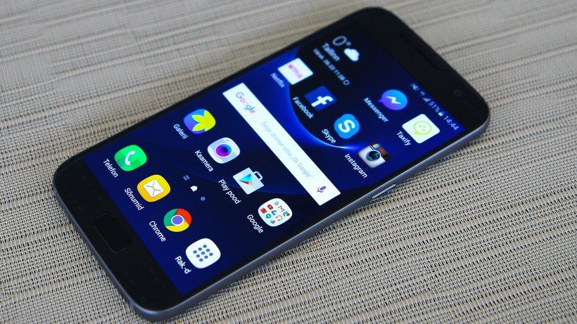 Samsung Galaxy S7 sería vulnerable a piratas informáticos