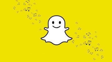Snapchat permitirá GIF musicales en imágenes y videos