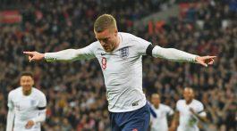 Jamie Vardy se aleja de la selección de Inglaterra