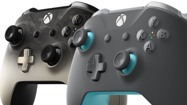 Xbox adelanta nuevos diseños de controles inalámbricos