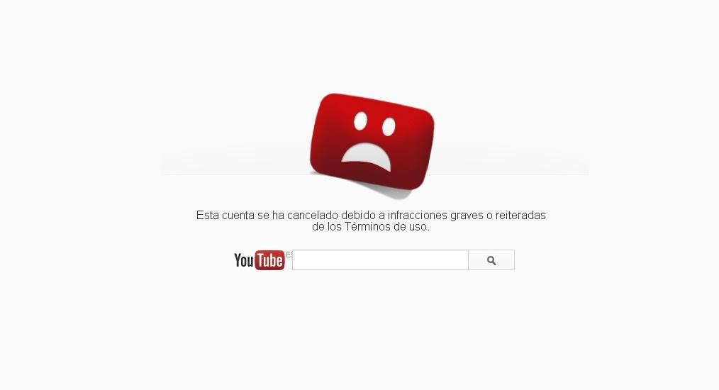 Google+ y Youtube eliminaron cuentas ligadas a Irán
