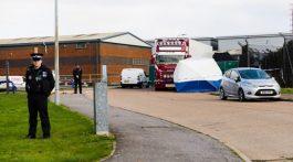 Autoridades identifican origen de las personas encontradas muertas en el camión. (Foto: Agencias)